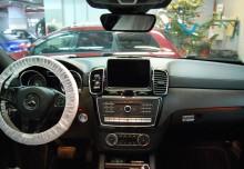 Mercedes Comand