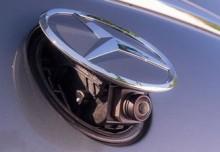 Камера на Mercedes